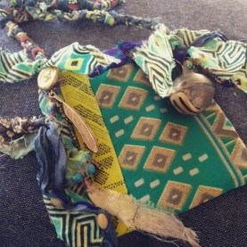 Textile Jewelry with Amy Butler